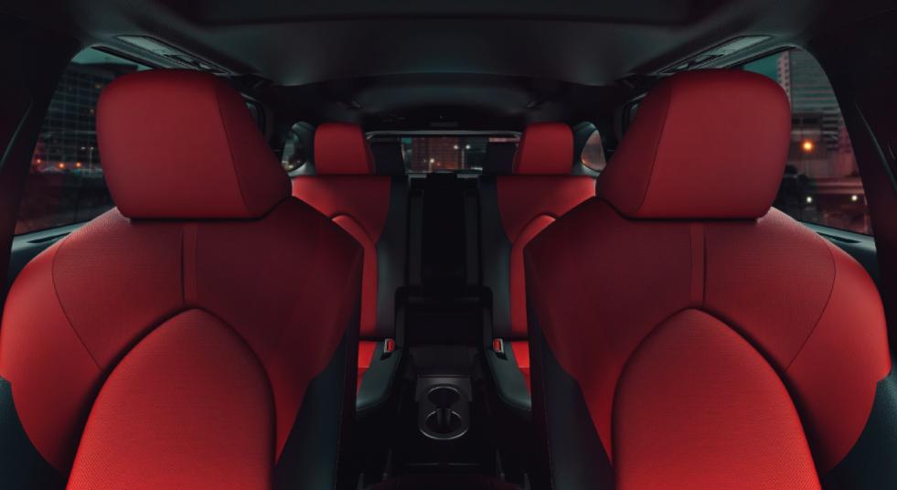 2021 Highlander XSE Interior