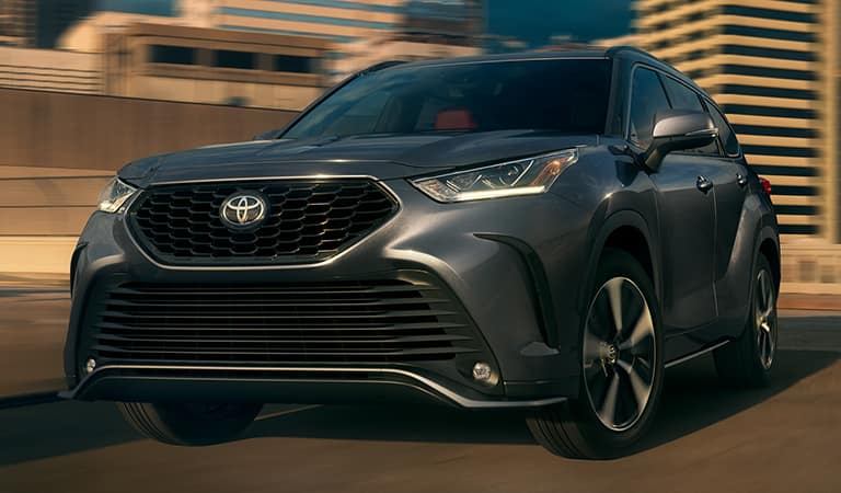 New 2021 Toyota Highlander Tampa FL