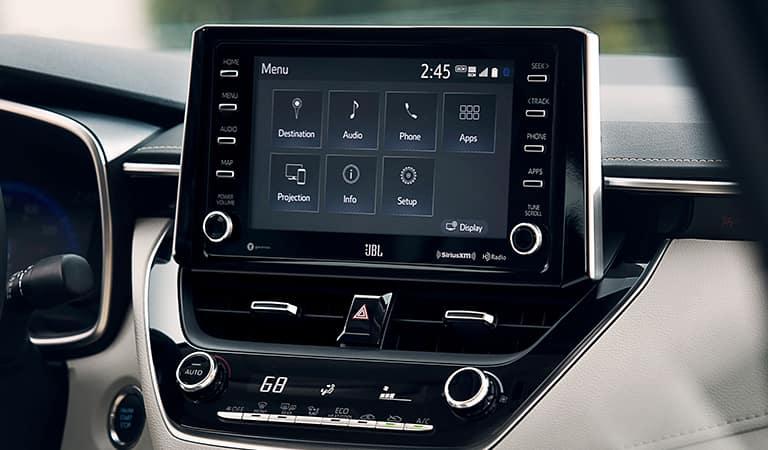 New 2021 Toyota Corolla Tampa FL