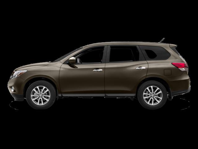 2016_Nissan_Pathfinder