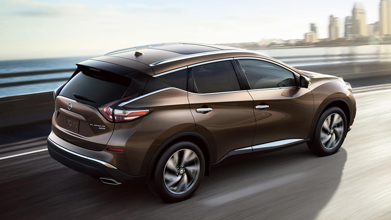 Nissan Dealership Las Vegas >> 2017.5 Nissan Murano Info | United Nissan in Las Vegas, NV