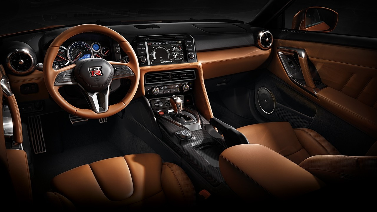2017 Nissan Gt R For Sale In Las Vegas United Interior