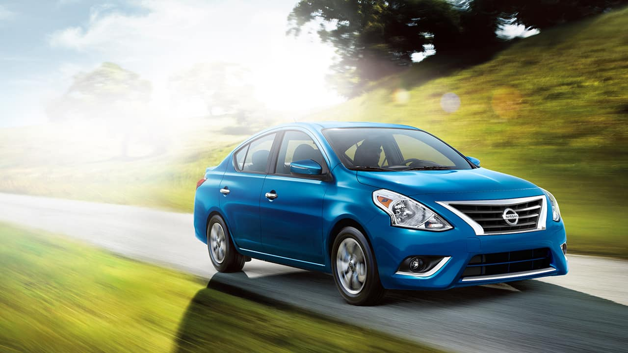 2017 Nissan Versa | Specifications & Info | United Nissan