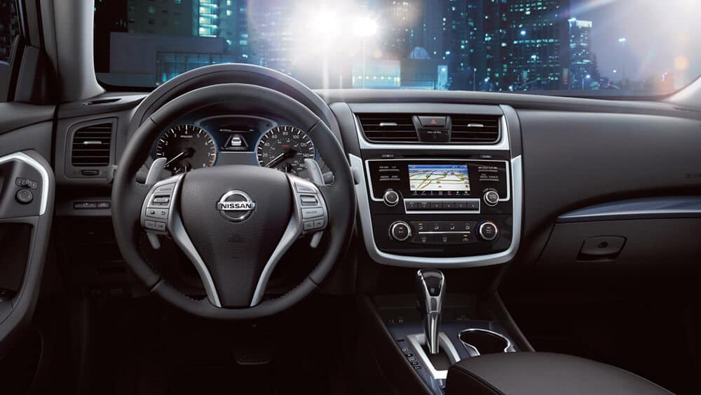2018 Nissan Altima Model Info United Nissan In Las Vegas