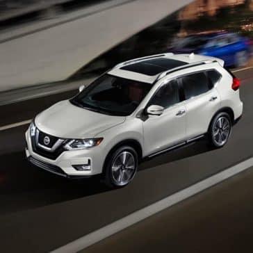 2018 Nissan Rogue SL Platinum Reserve White