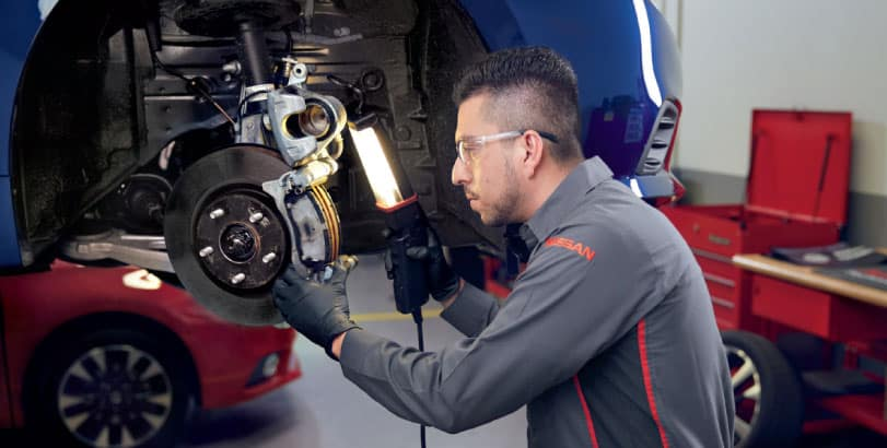 Nissan Brake Service