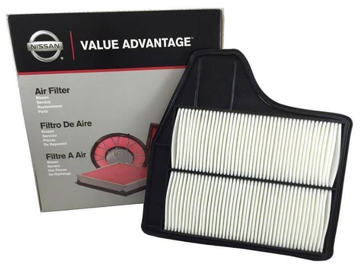 Nissan Air Filter Part