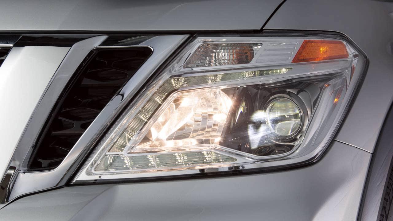 Nissan Headlight Parts