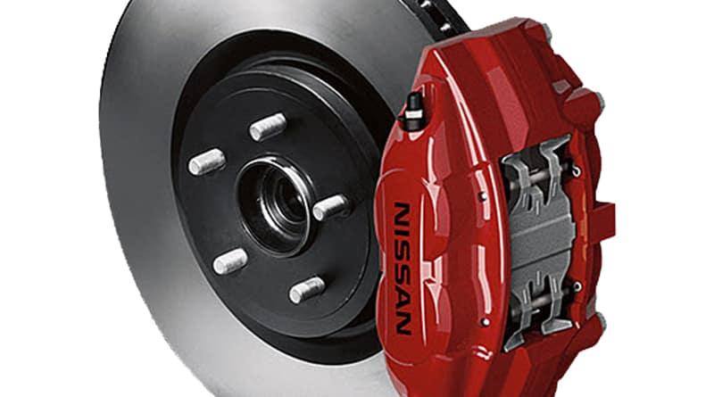 nissan brake inspection service