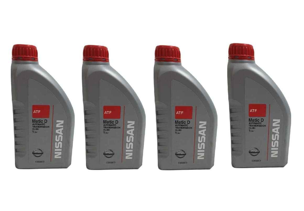 nissan transmission fluid flush service