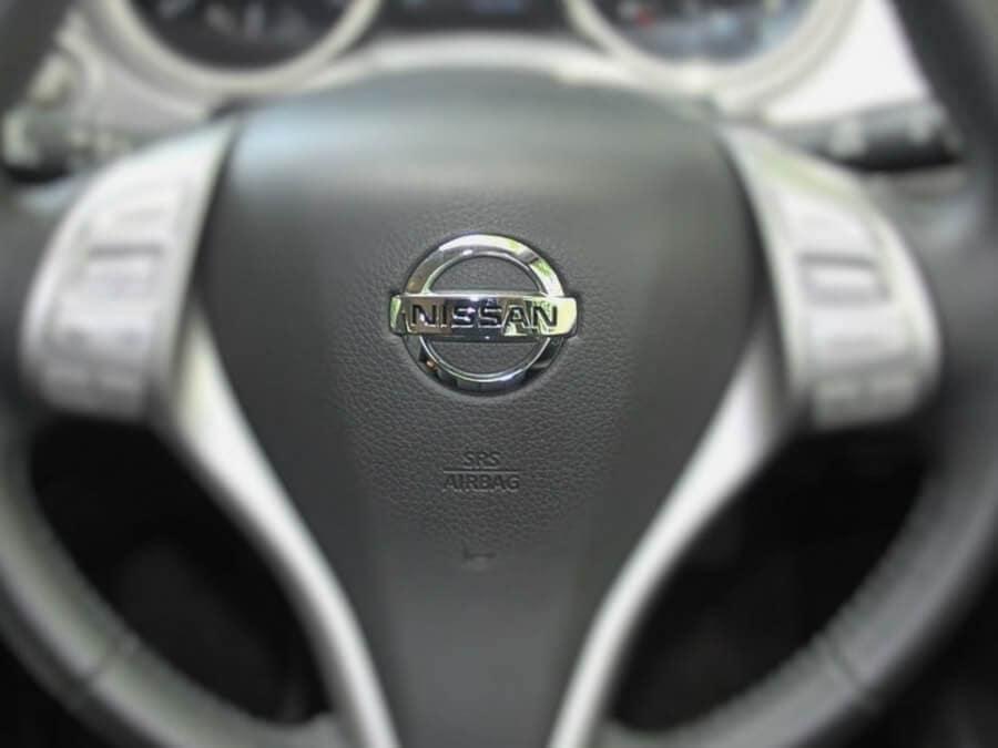 Nissan Takata Airbag Recall Information