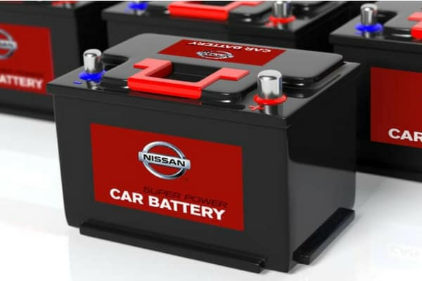 nissan car battery part