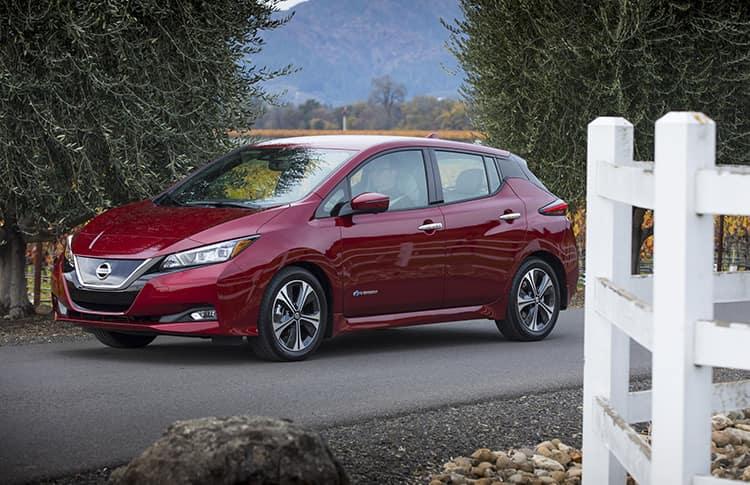 Nissan Leaf Maintenance
