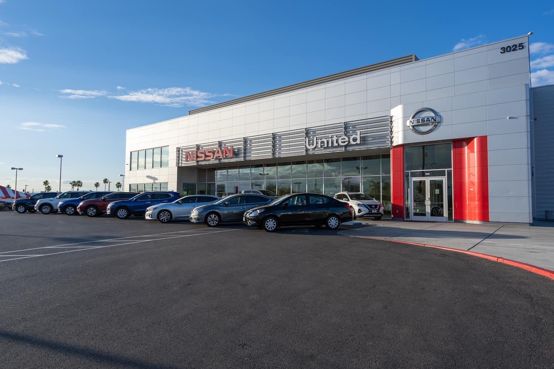 United Nissan Las Vegas