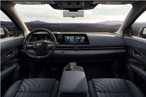 2022 Nissan Ariya Technology and Safety Features