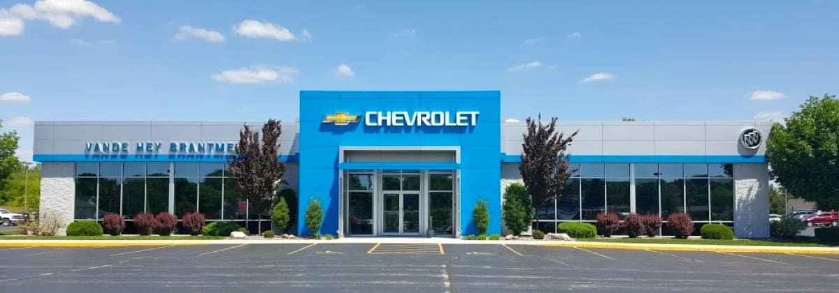 Vande Hey Chevrolet Buick
