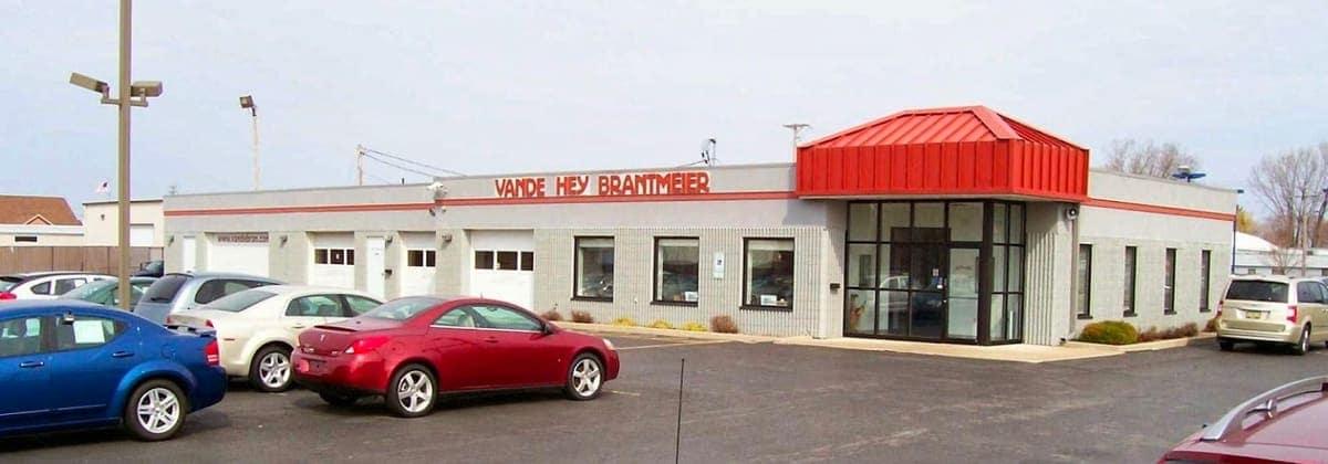Vande Hey Auto Sales