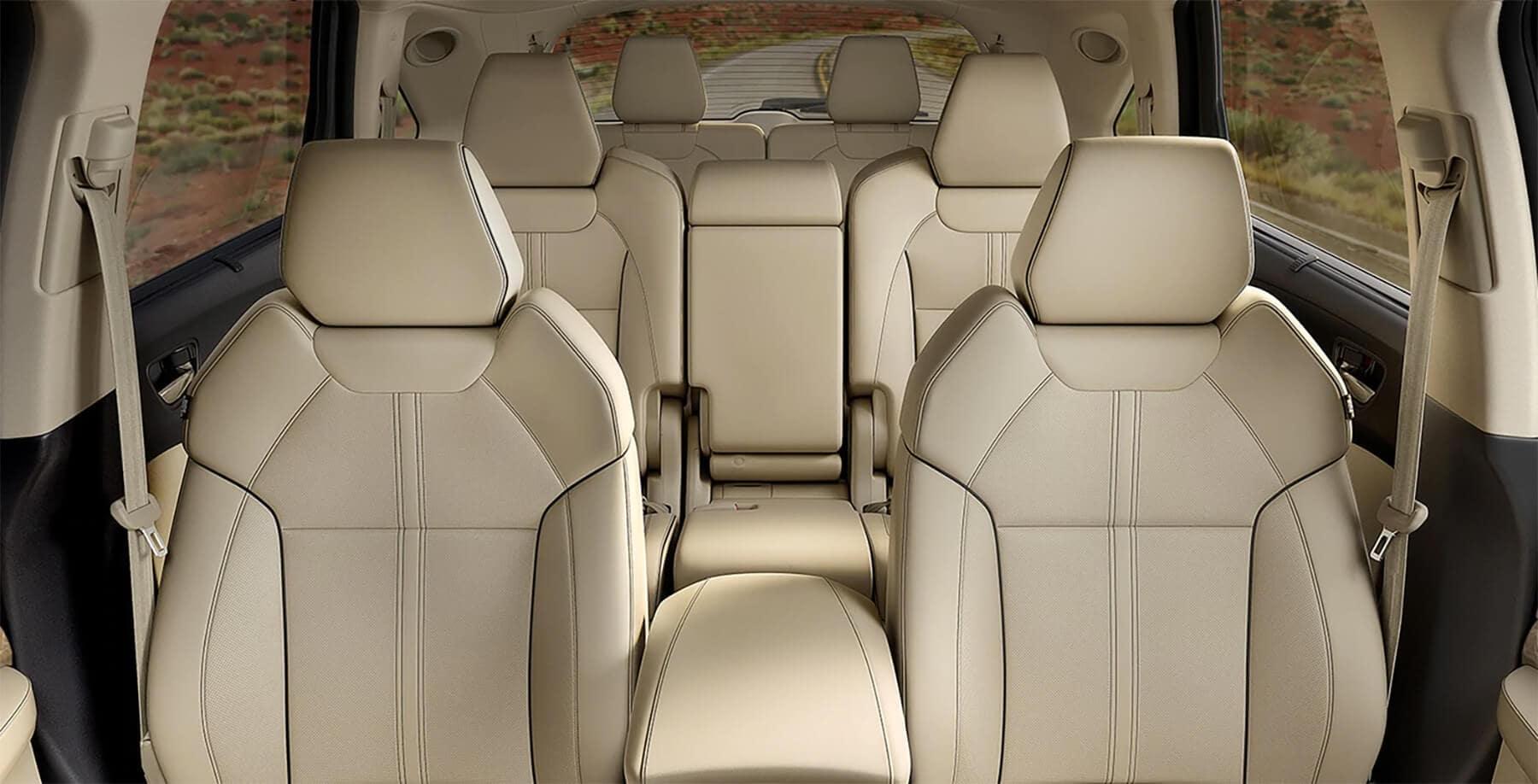 2020 Acura MDX Interior Dimensions Slider