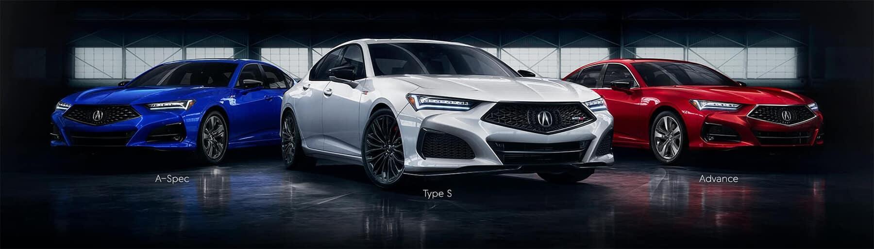 Vern Eide Acura 2021 TLX Slider