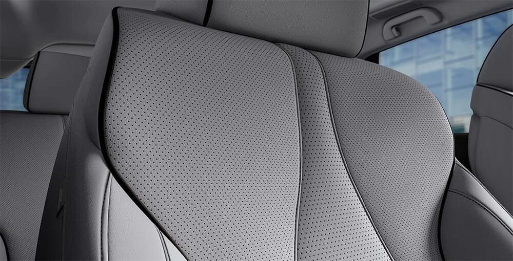 Acura Advance Package Heated Front Seats Image