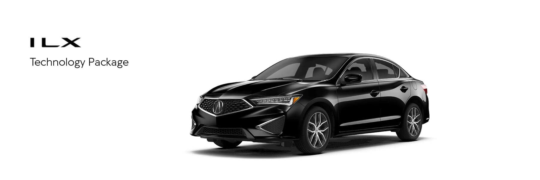 Acura ILX Technology Package Slider