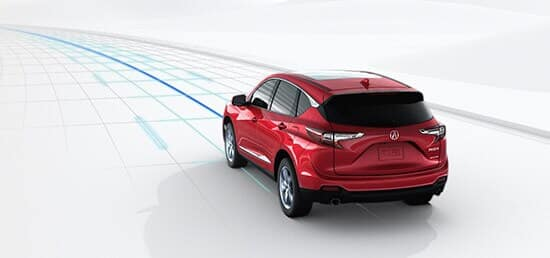 Acura RDX Overview Lane Keeping Assist