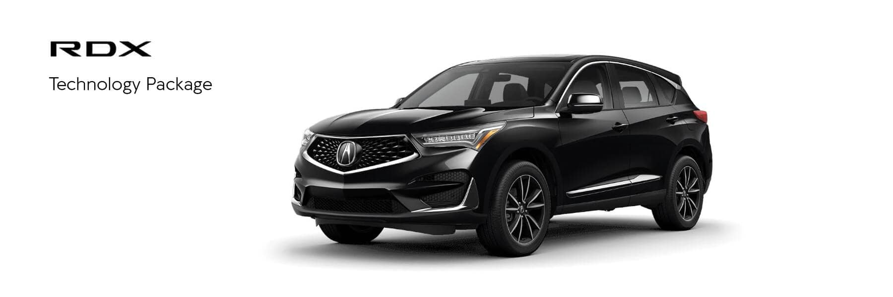 Acura RDX Technology Package Slider