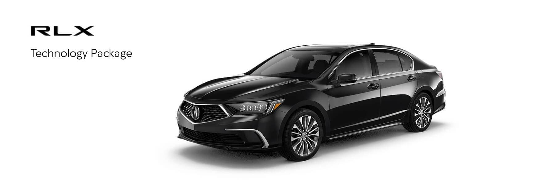 Acura RLX Technology Package Slider