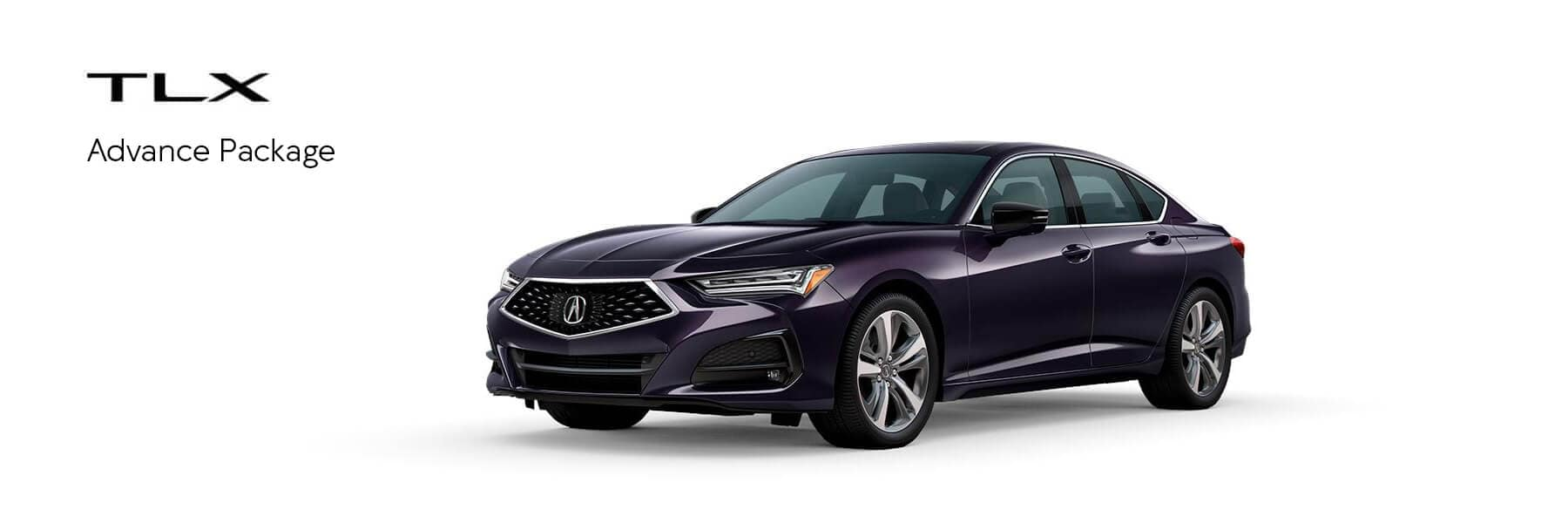 Acura TLX Advance Package
