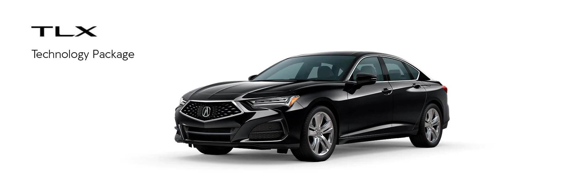 Acura TLX Technology Package Slider