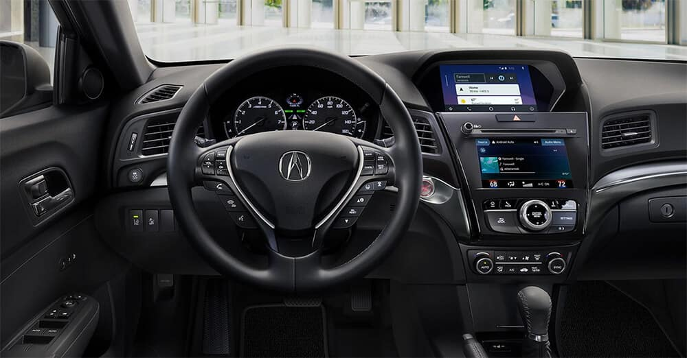 Acura Technology Package Interior Image