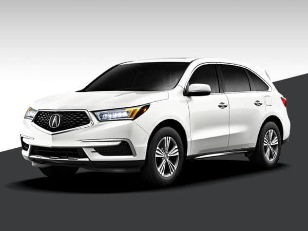 2020 MDX 9-Speed Automatic 3.5L AWD<br><small>Lease Offer</small>