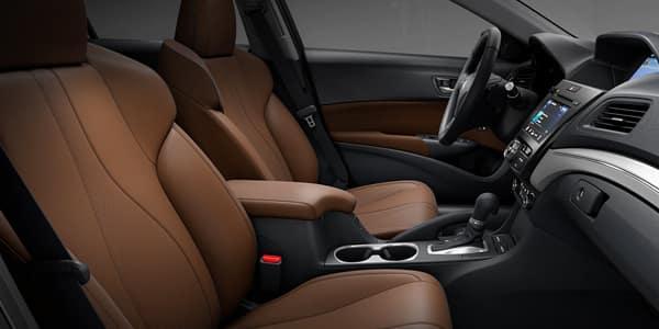 2021 Acura ILX Heated Front Seats Image