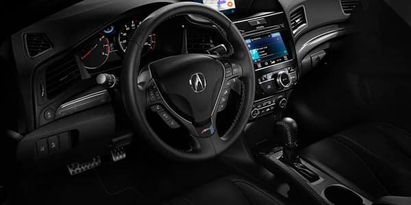 2021 Acura ILX Interior Craftsmanship Image