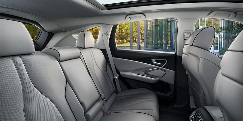 Acura SUV Lineup: 2021 RDX Interior Dimensions
