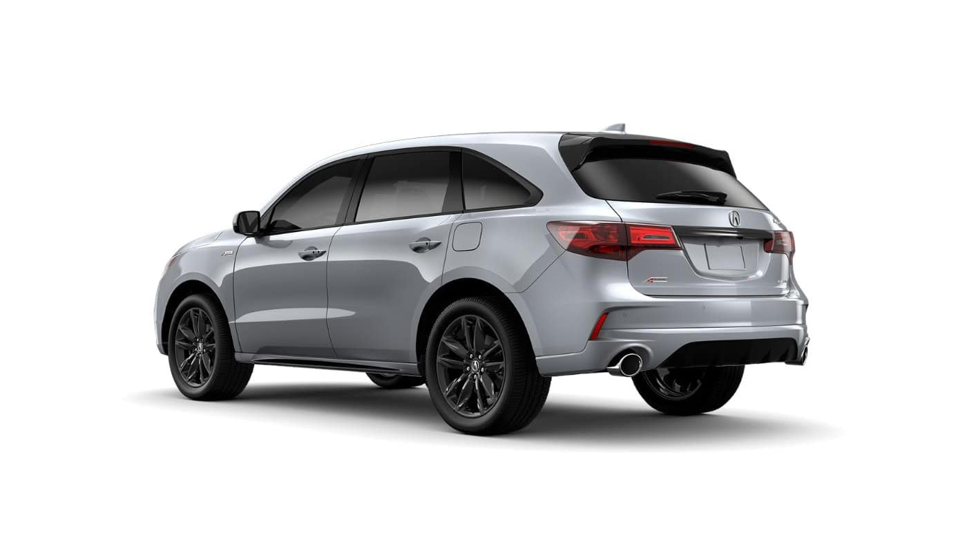 Acura SUV Models: 2020 MDX Cargo Space Jellybean