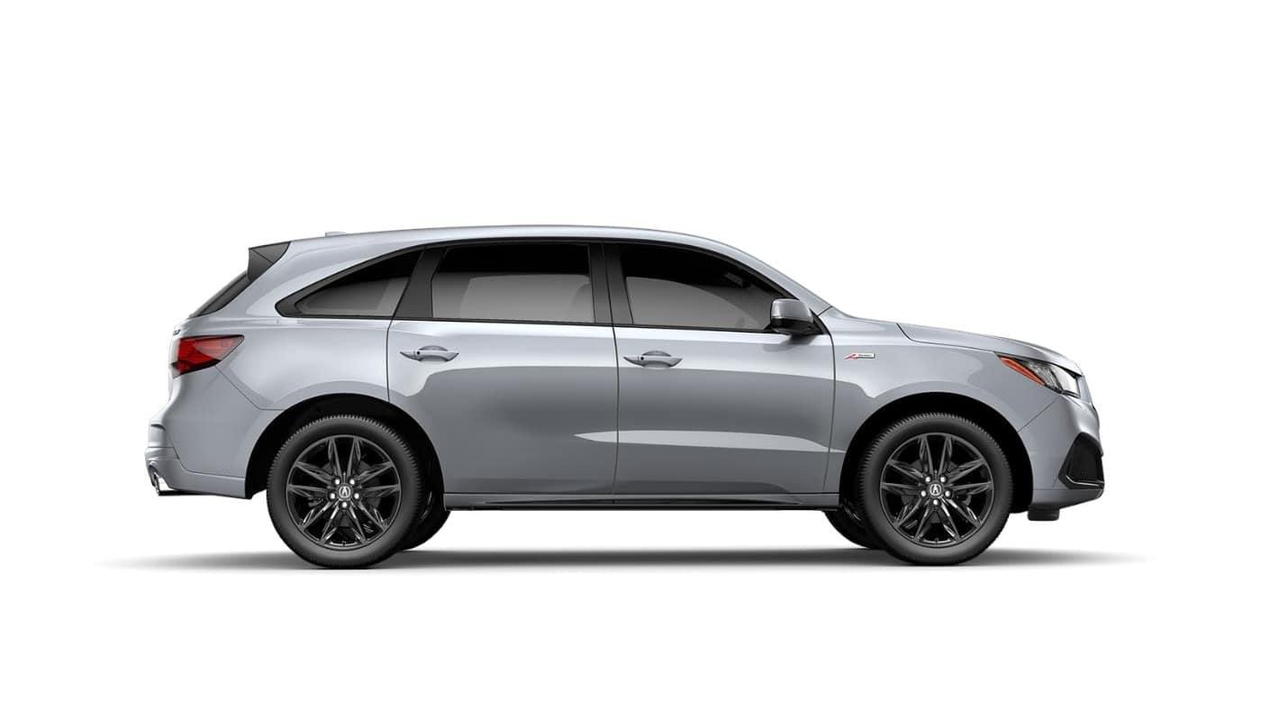Acura SUV Models: 2020 MDX Seating Jellybean