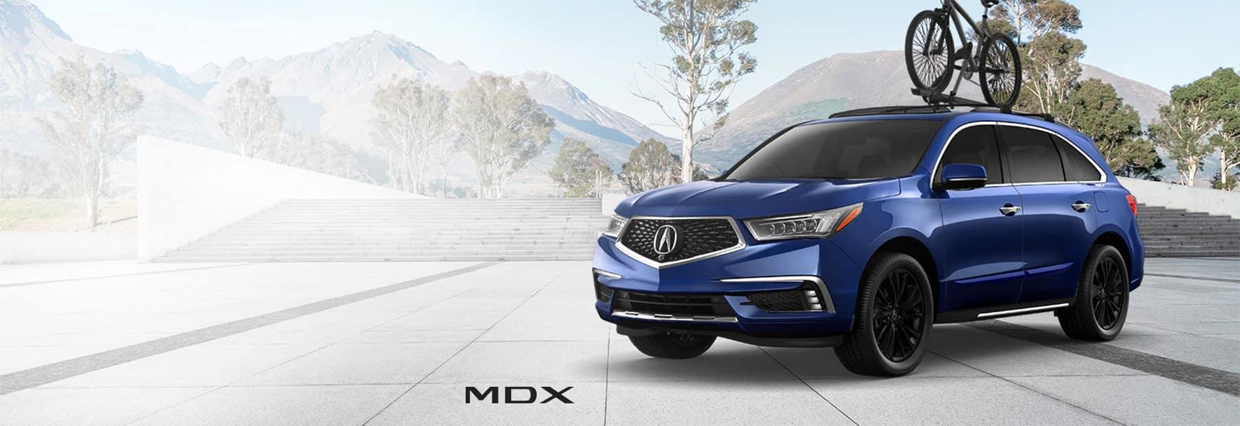 Acura SUV Models: 2020 MDX Slider