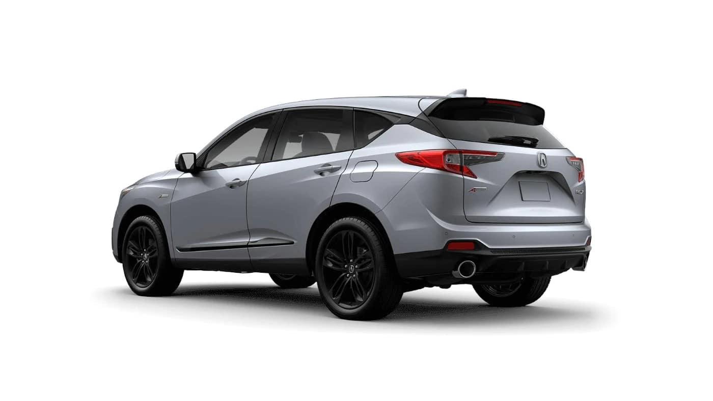 Acura SUV Models: 2021 RDX Cargo Space Jellybean