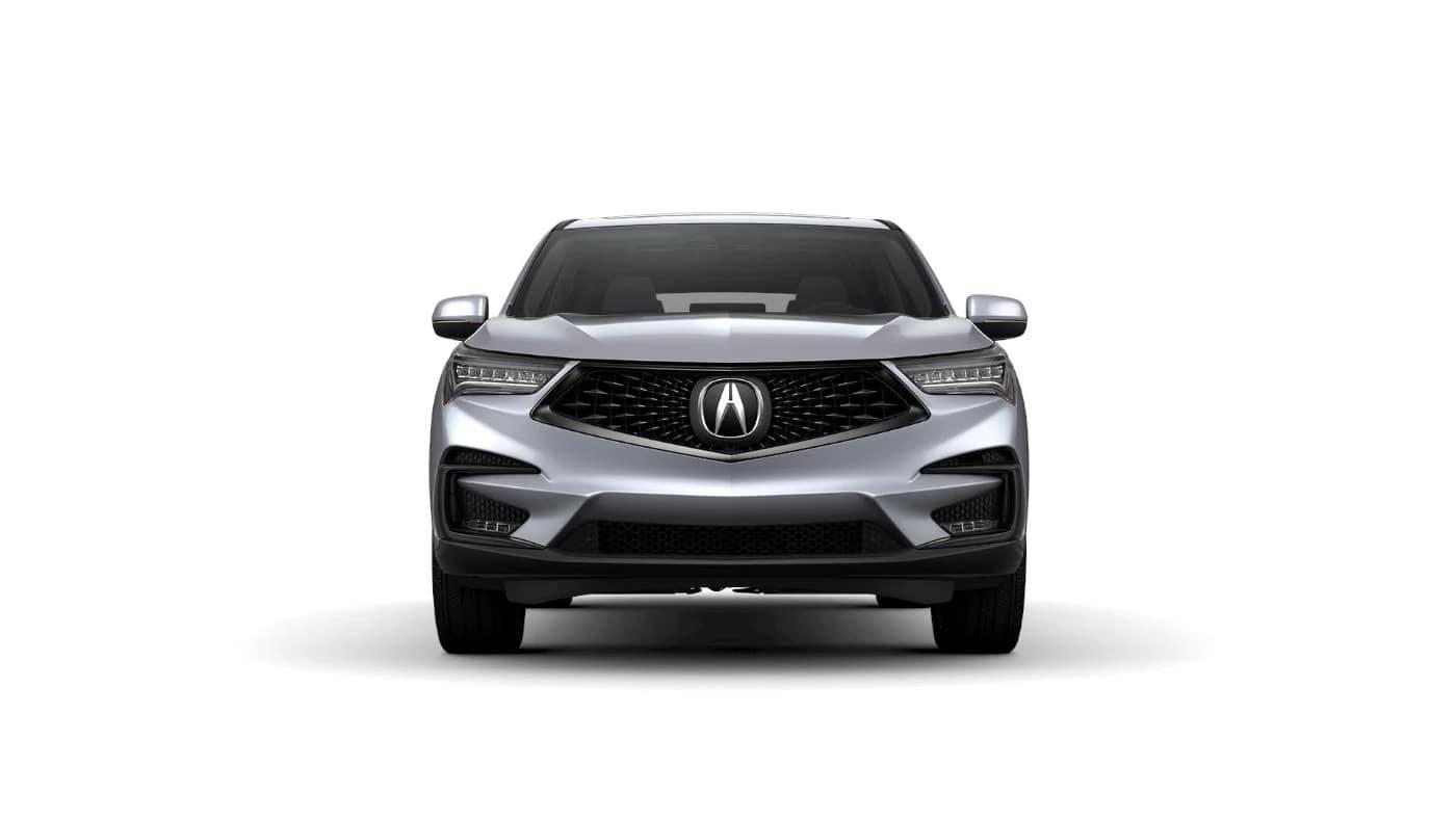 Acura SUV Models: 2021 RDX MPG Jellybean