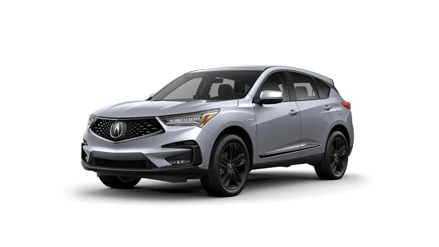 Acura SUV Models: 2021 RDX Powertrain Jellybean
