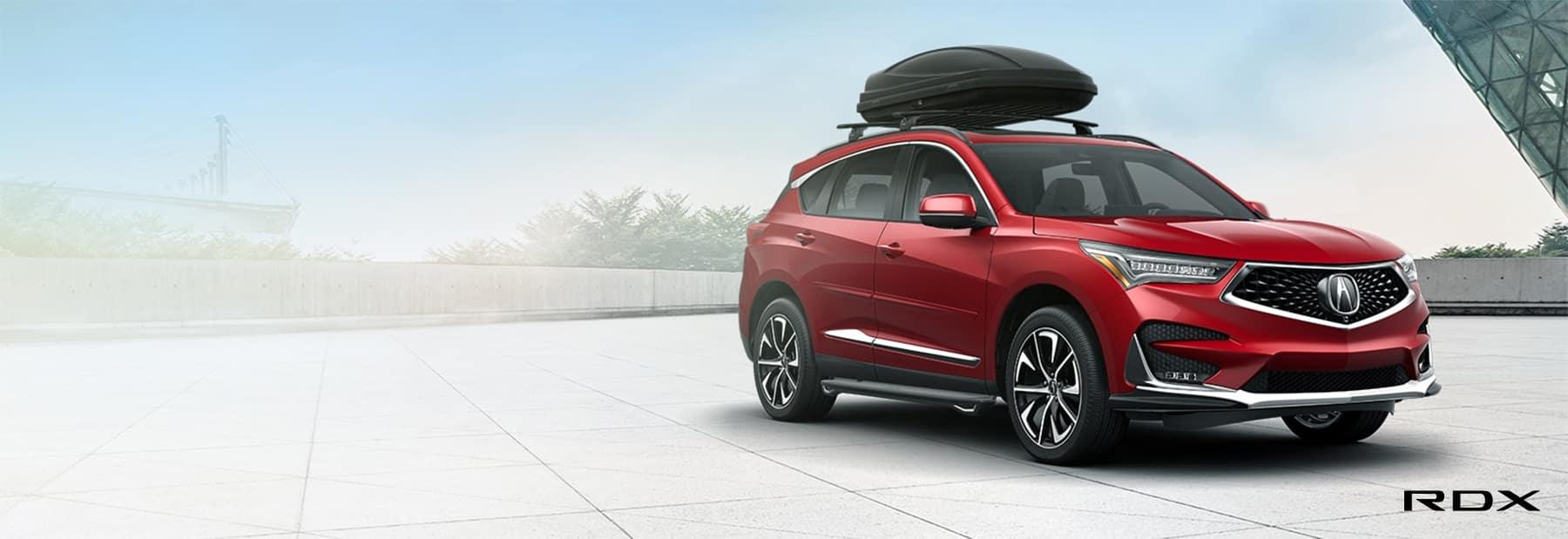 Acura SUV Models: 2021 RDX Slider