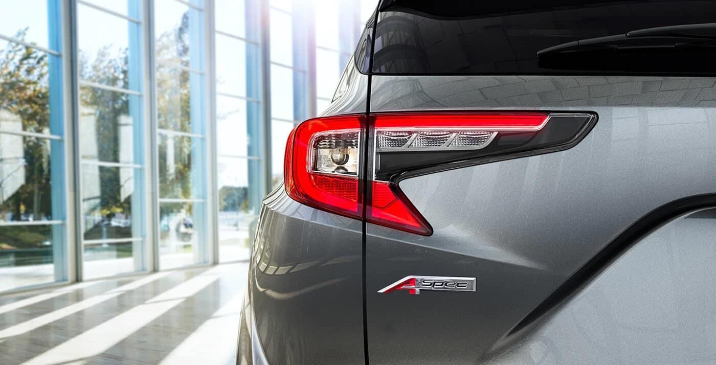 Acura A-Spec Exterior Design Image