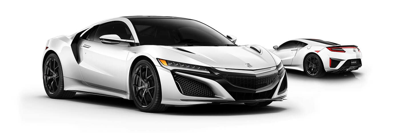 Acura NSX Inspired A-Spec Design