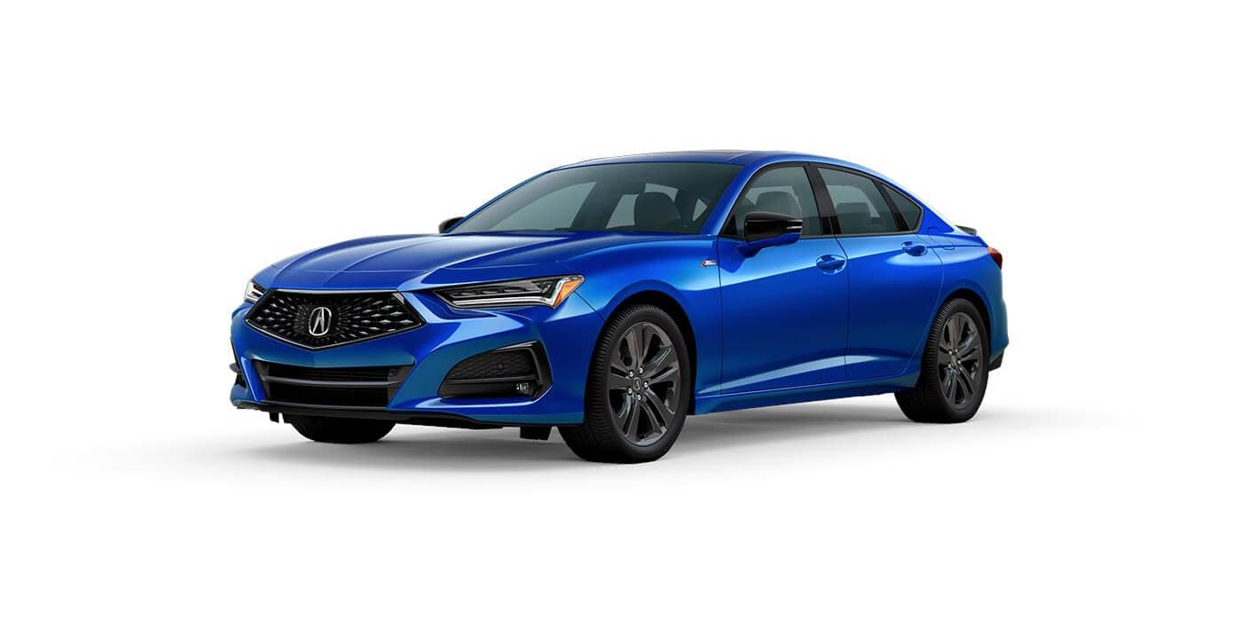 Acura TLX A-Spec Package Jellybean