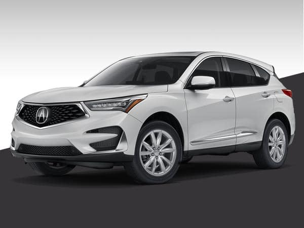 2021 RDX 10-Speed Automatic Base AWD<br><small>Lease Offer</small>