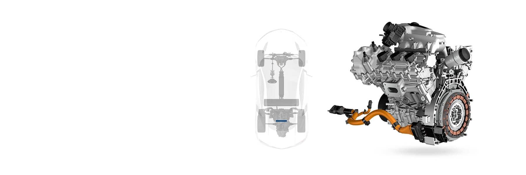 Acura Sport Hybrid Direct Drive Motor Slider