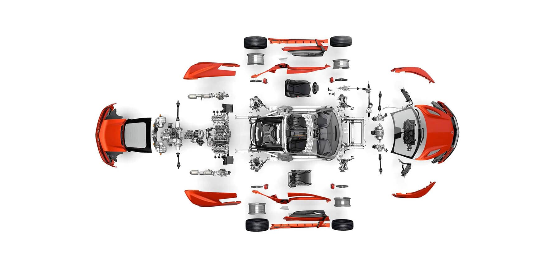 Acura Sport Hybrid Performance It All Comes Together Image