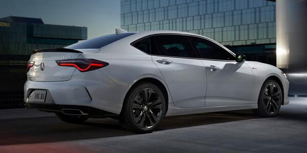 2021 Acura TLX A-Spec Exterior Image