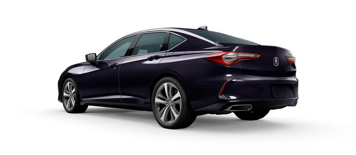 2021 Acura TLX Colors
